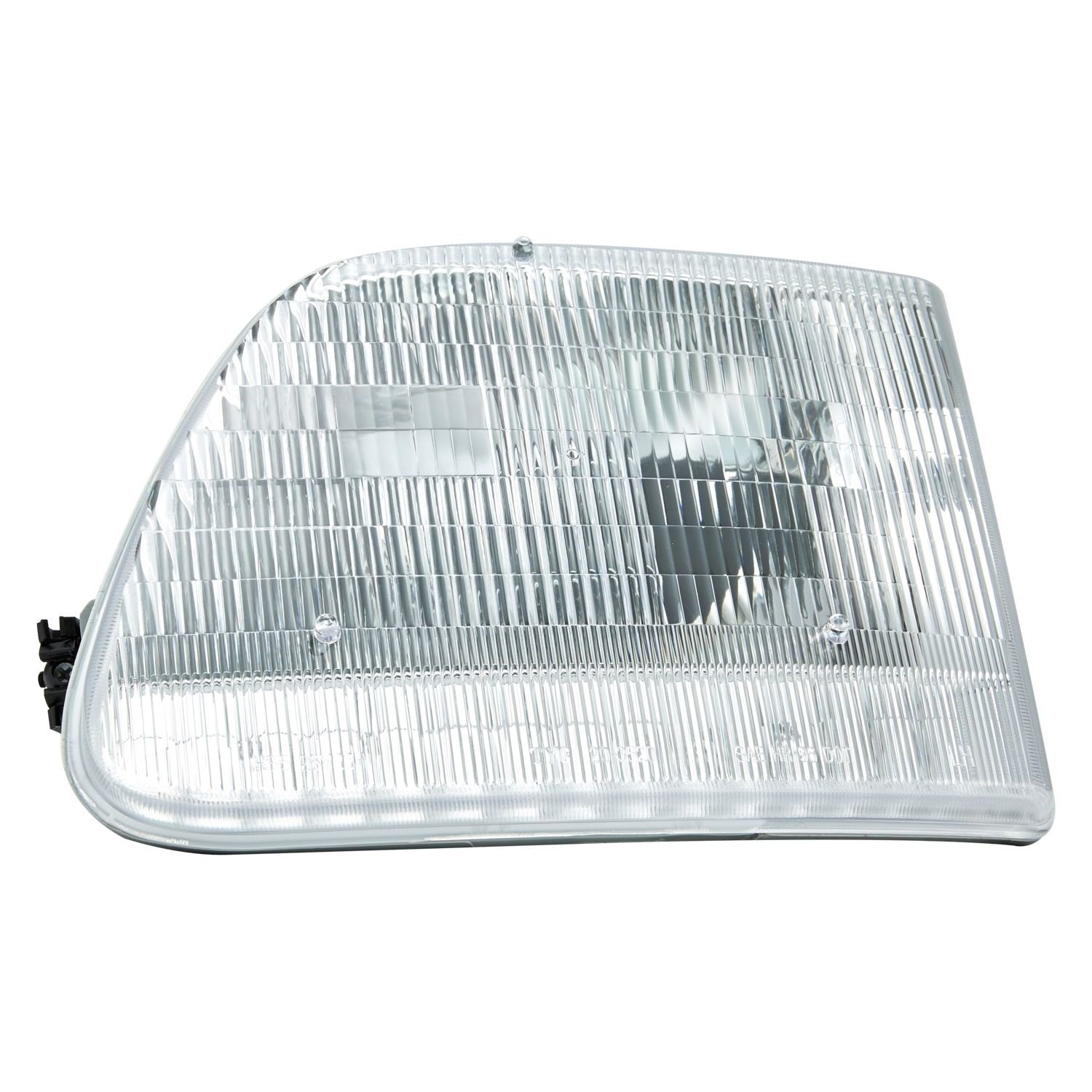 Ford F 250 Headlights : Tyc ford f replacement headlight