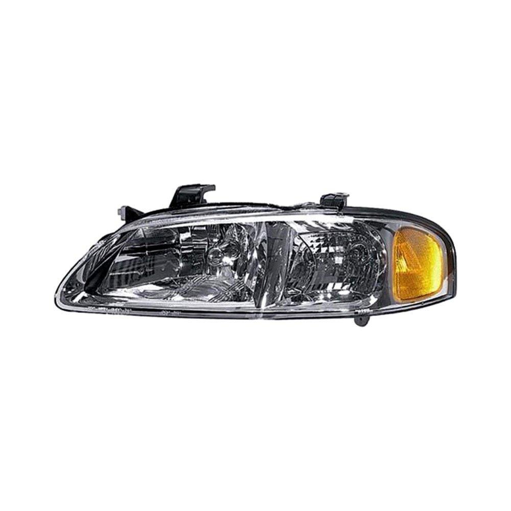 Tyc 174 Nissan Sentra 2000 2001 Replacement Headlight