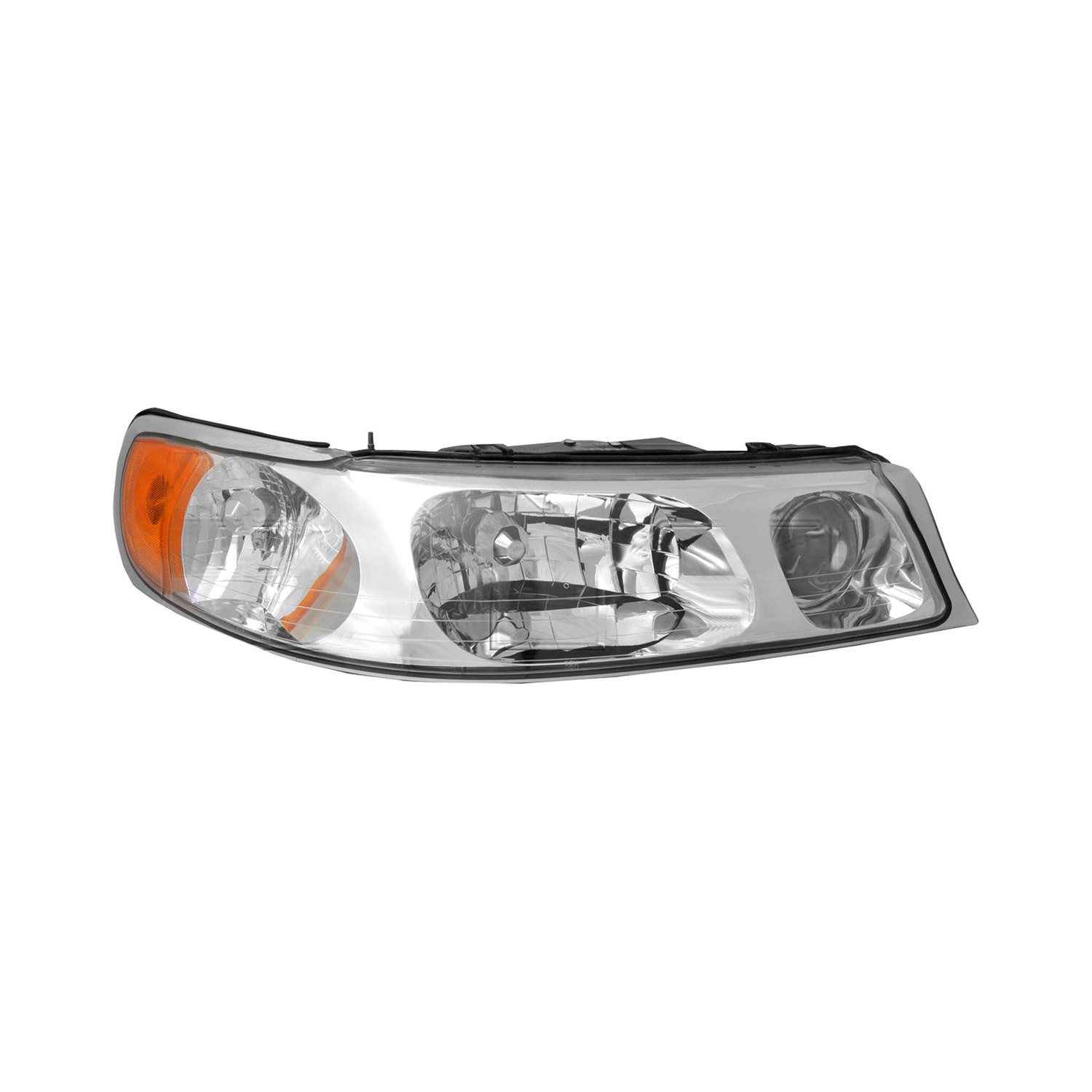 1998 Lincoln Town Car Interior: Lincoln Town Car 1998-2002 Replacement Headlight