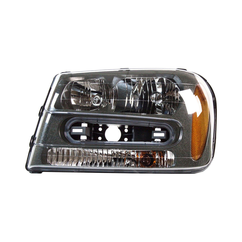 Chevy Trailblazer 2008-2009 Replacement Headlight