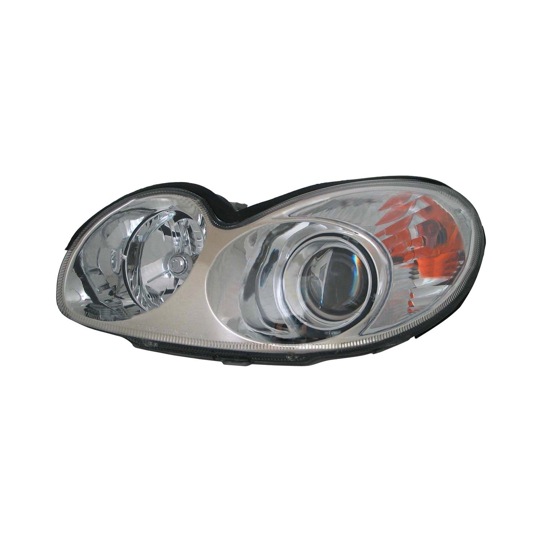 2003 Hyundai Sonata Interior: Hyundai Sonata 2003 Replacement Headlight