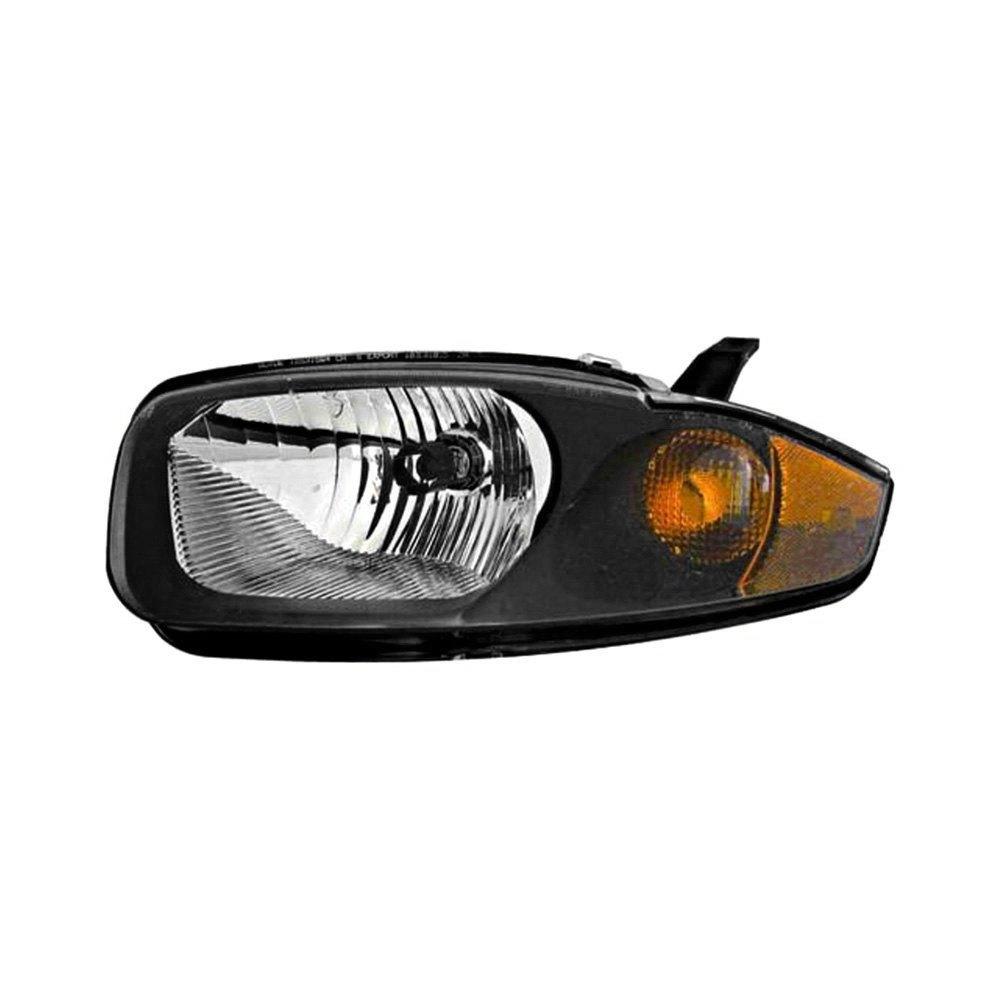 Tyc chevy cavalier 2003 2005 replacement headlight - 2003 chevy cavalier interior parts ...