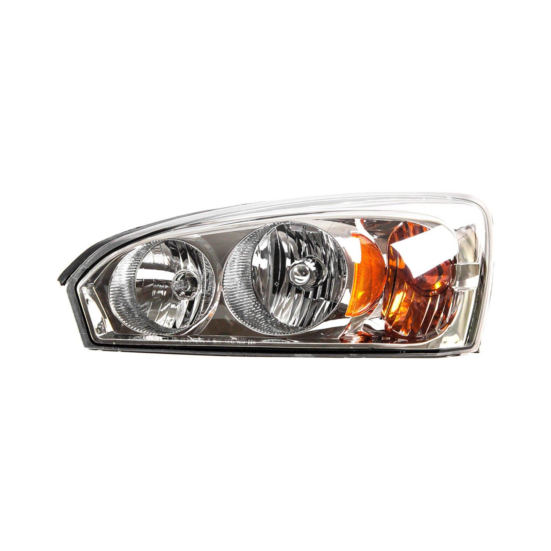 Chevy Malibu Front Lights: Chevy Malibu 2006-2007 Replacement Headlight
