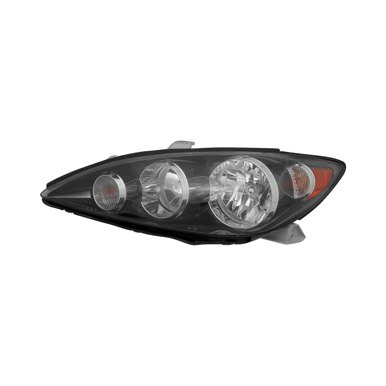 tyc toyota camry 2005 2006 replacement headlight. Black Bedroom Furniture Sets. Home Design Ideas