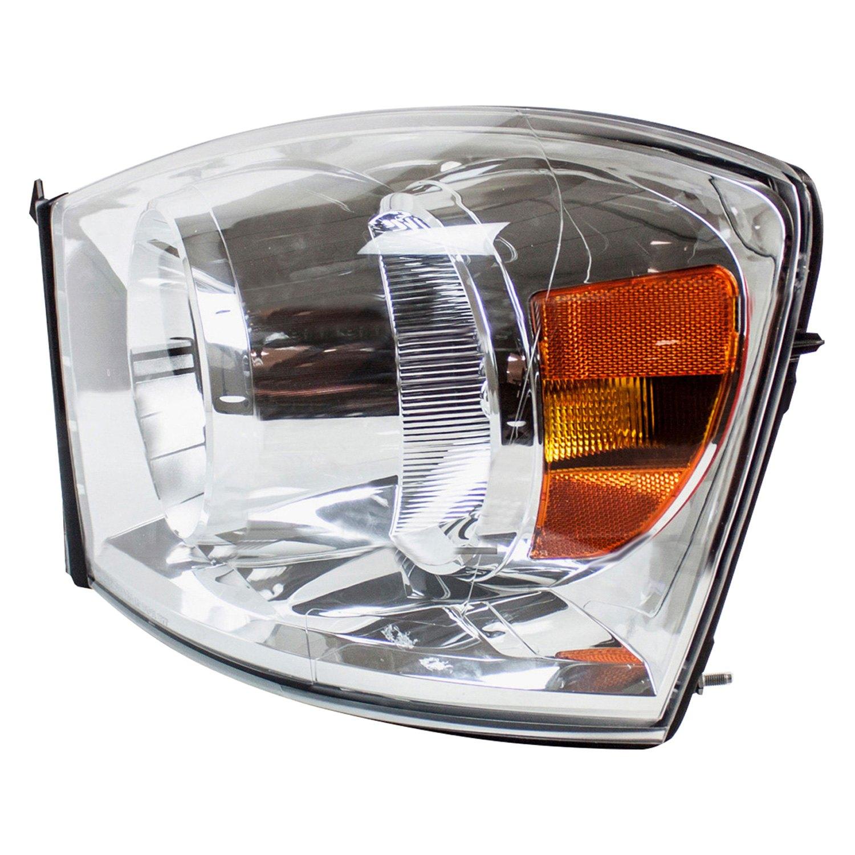 Dodge Replacement Headlights: Dodge Ram 2007 Replacement Headlight