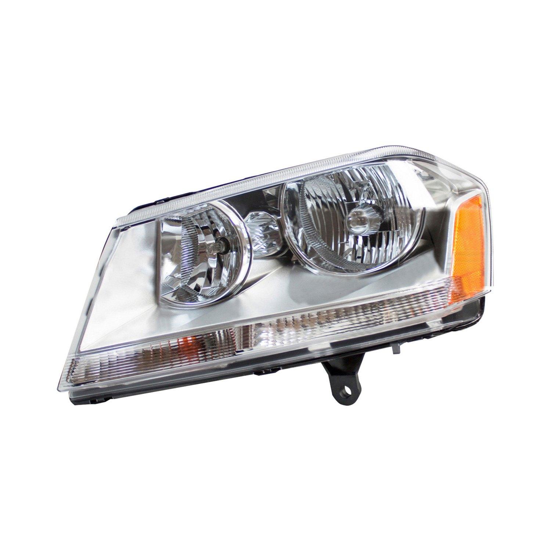Dodge Replacement Headlights: Dodge Avenger 2010 Replacement Headlight