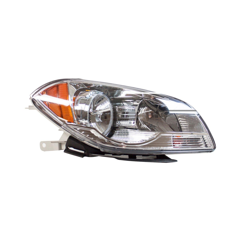 Chevy Malibu 2008 Replacement Headlight