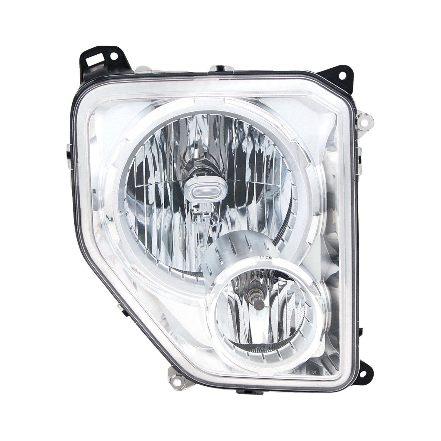 For Jeep Liberty 2008-2009 TYC 20-6973-00-1 Passenger Side