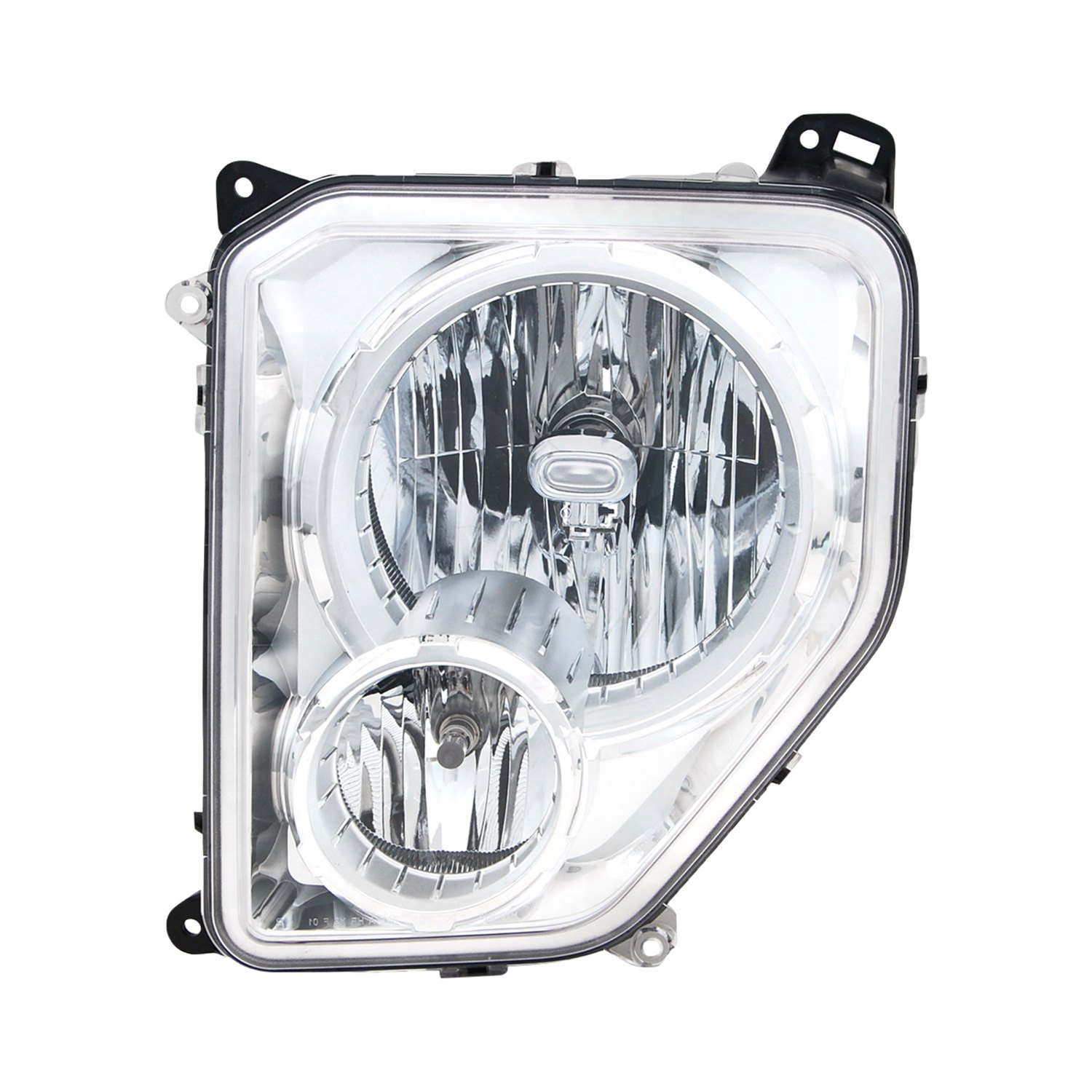 Jeep Liberty 2008-2009 Replacement Headlight