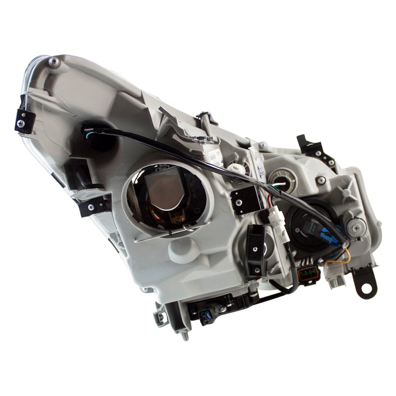 Tyc U00ae  Xenon Headlights Sedan 2008