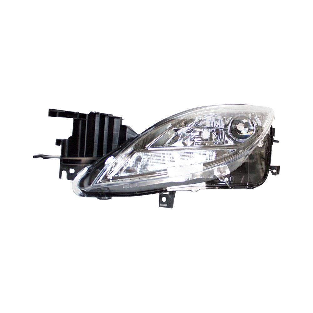 2011 mazda 6 headlight bulb air compressor grease pump