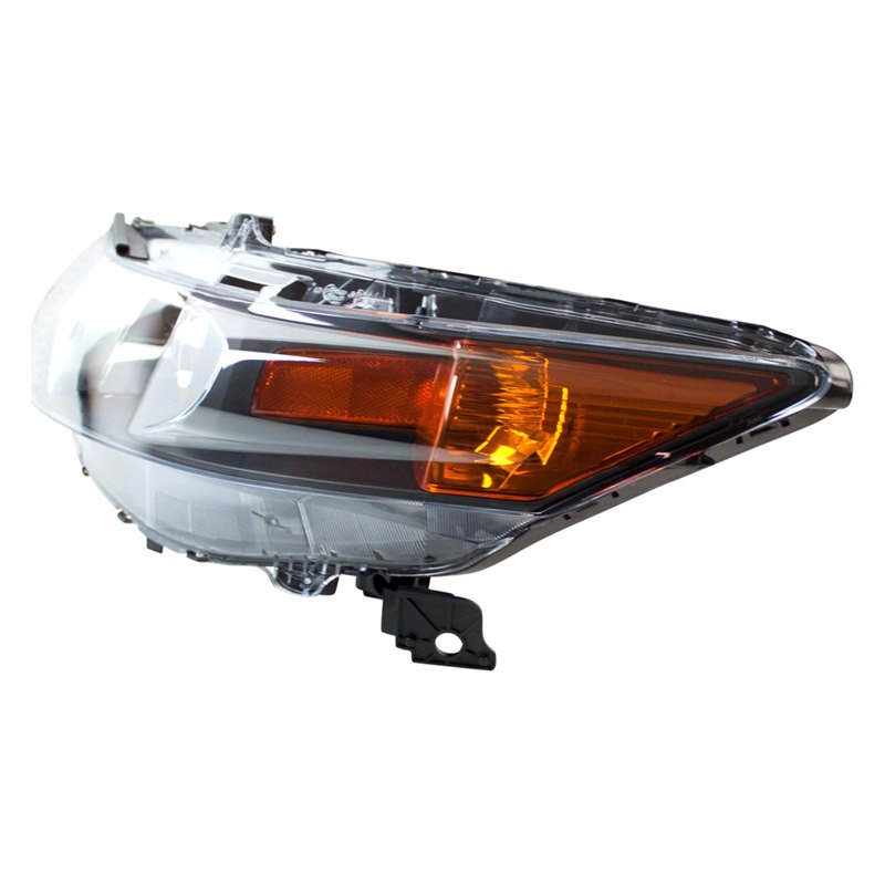 Tyc Acura Tsx Sedan Usa Built 2010 Replacement Headlight