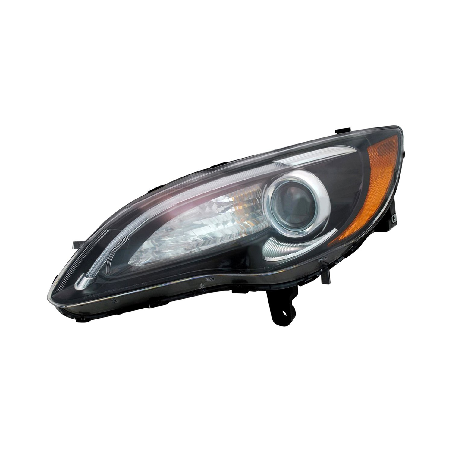 tyc chrysler 200 2012 replacement headlight. Black Bedroom Furniture Sets. Home Design Ideas