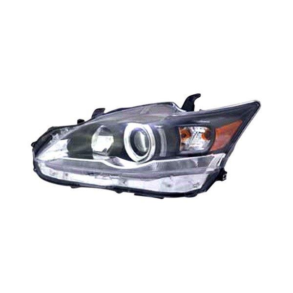 2011 Lexus Ct Exterior: Lexus CT With Factory Halogen Headlights 2011-2017