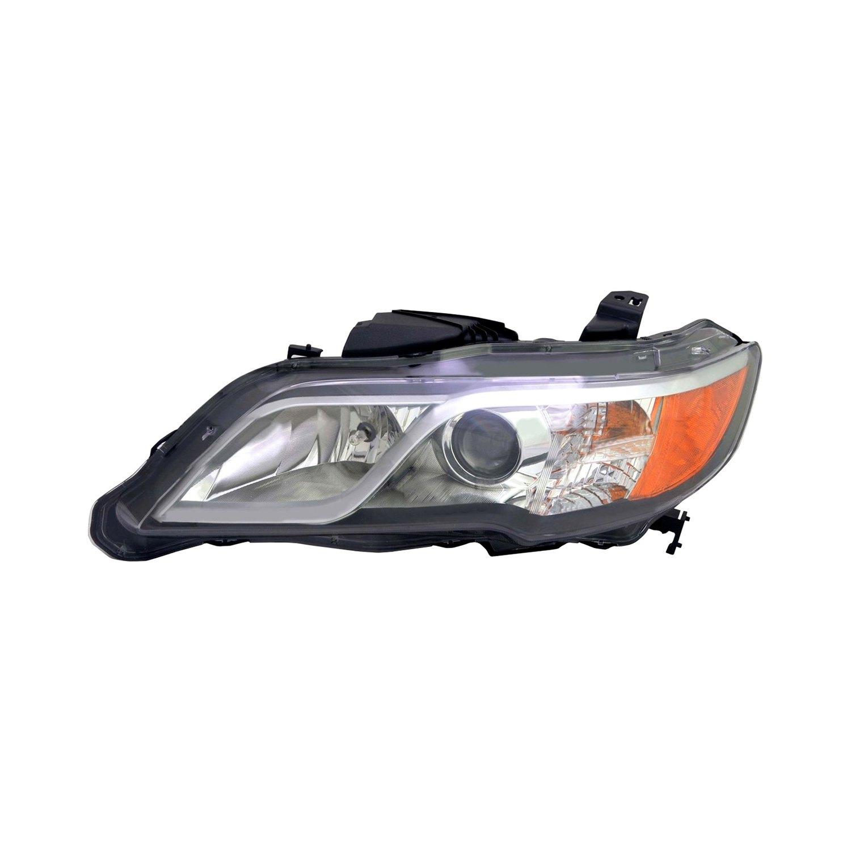 Acura RDX 2013-2014 Replacement Headlight