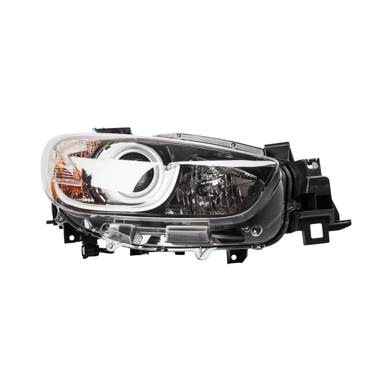 For Mazda CX-5 2013-2016 TYC 20-9309-00-1 Passenger Side