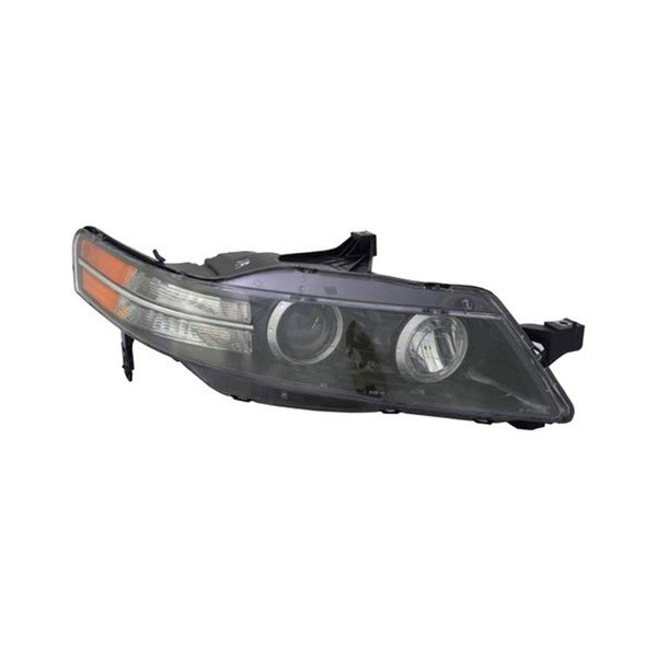 Acura TL With Factory HID/Xenon Headlights 2007