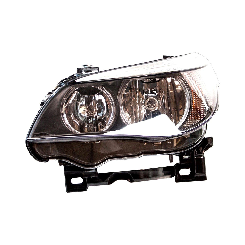 BMW 525i / 530i / 545i Sedan 2005 Replacement Headlight