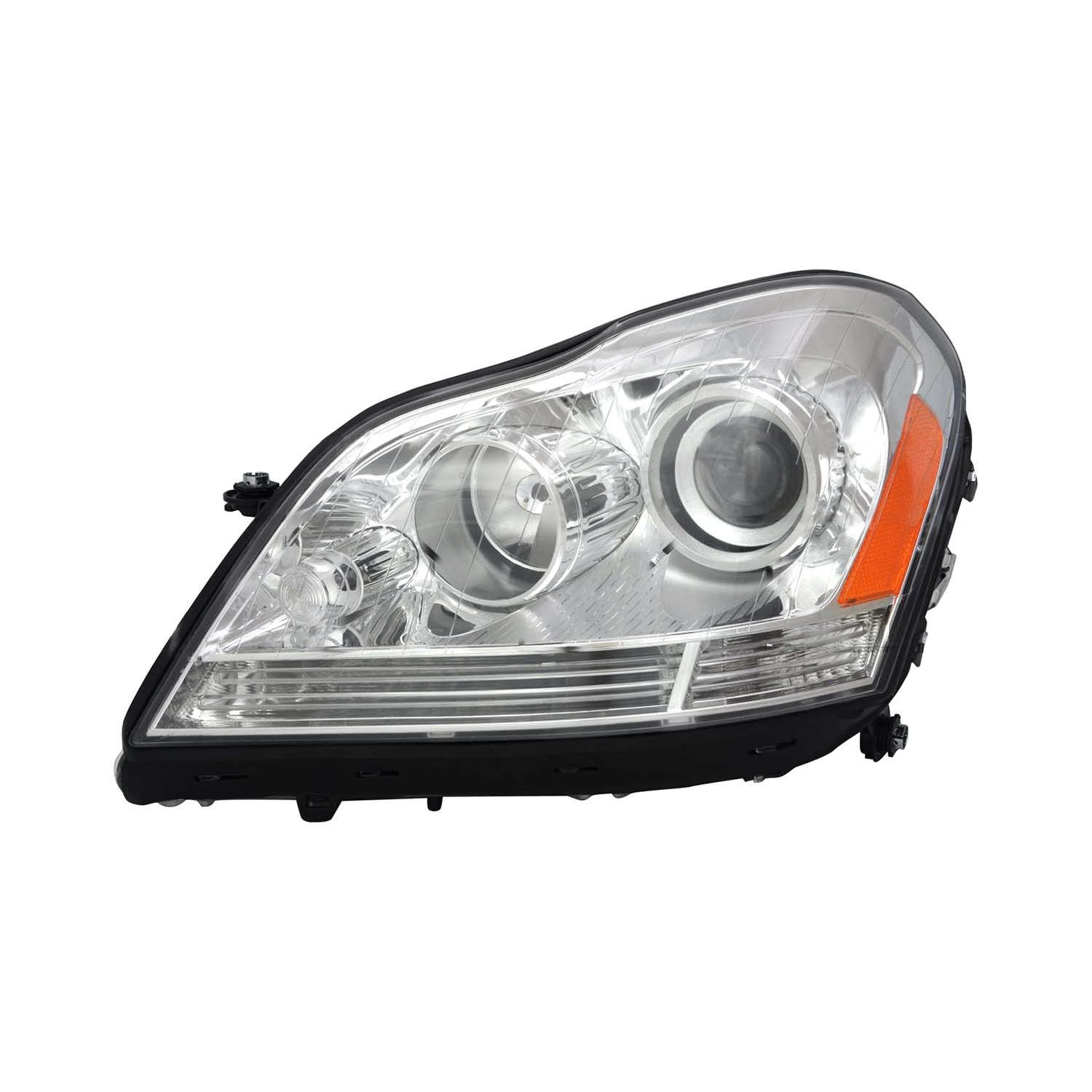 Tyc mercedes gl320 gl450 gl500 gl550 with factory for Mercedes benz headlight replacement