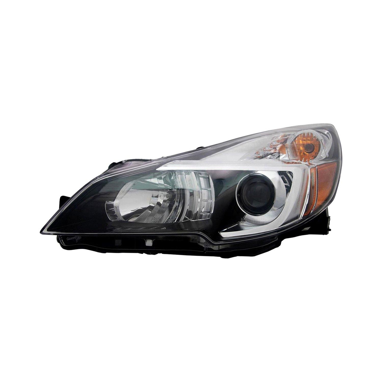 TYC® - Subaru Outback 2013-2014 Replacement Headlight