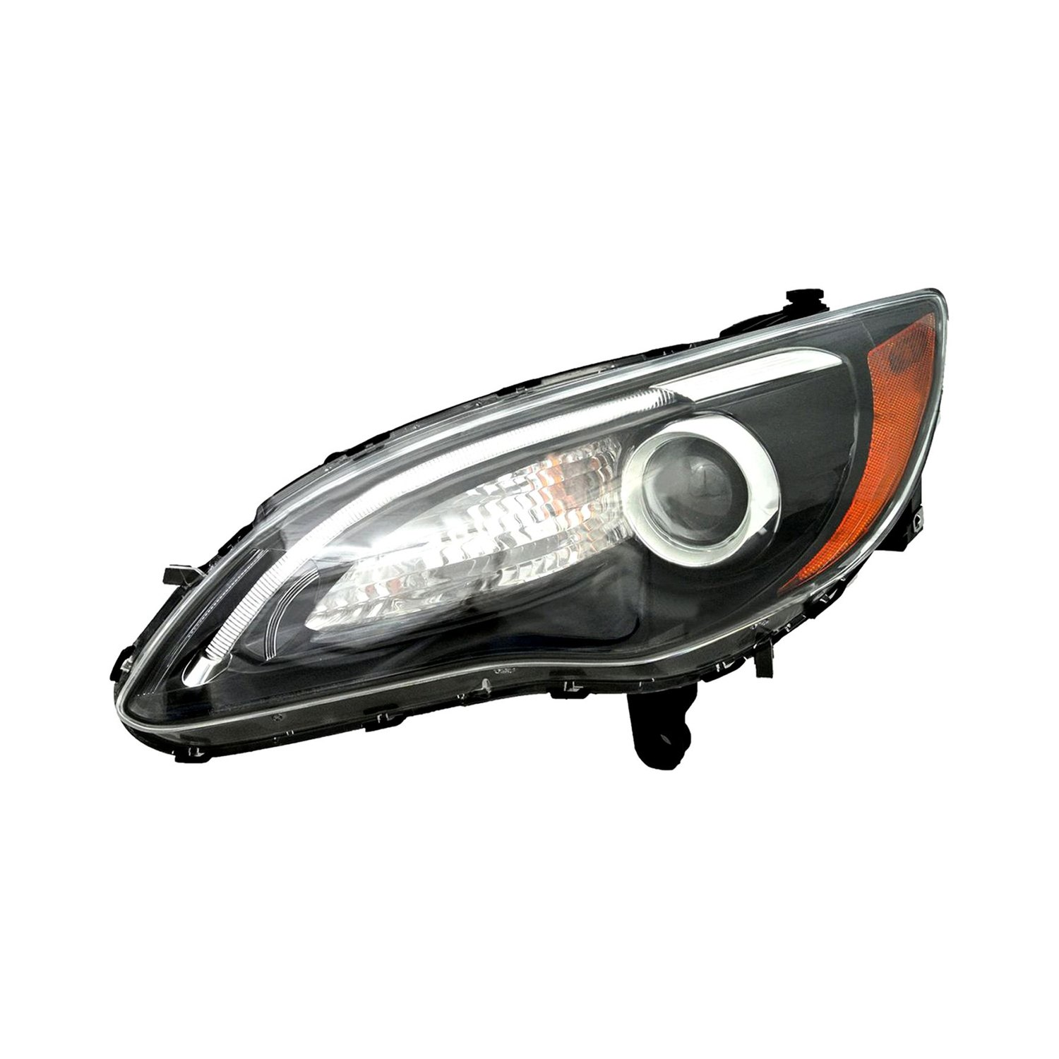 s chrysler edition headlight auto new york show heads special to