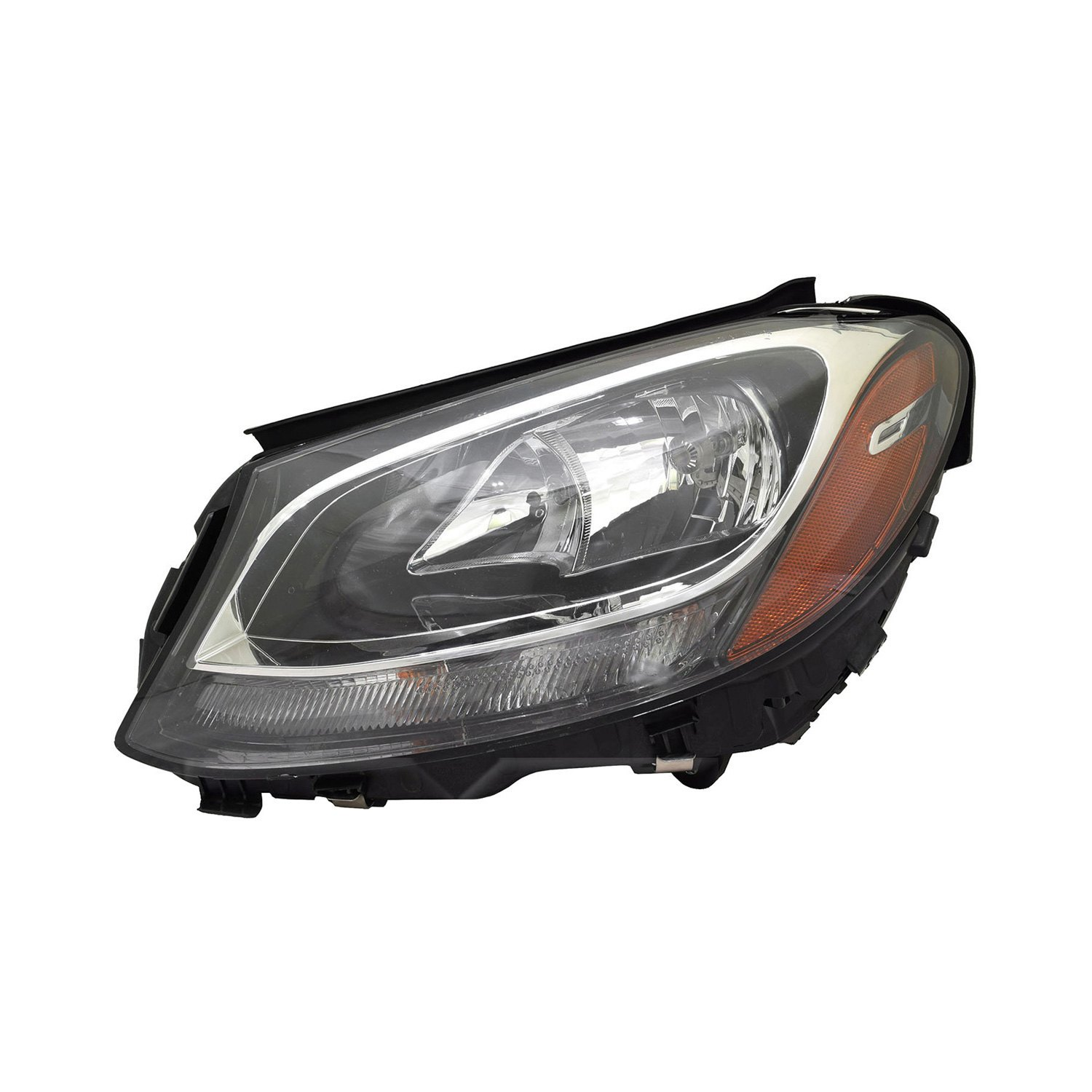 tyc mercedes c300 4matic sedan 2015 replacement headlight