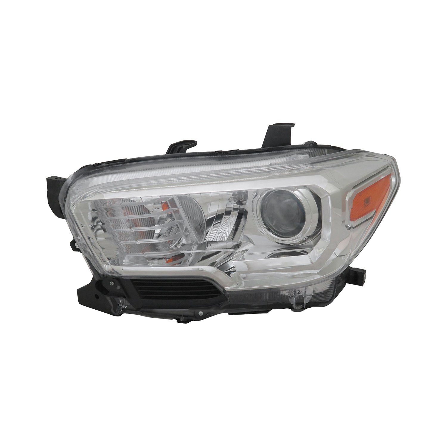 tyc toyota tacoma base sr 2016 replacement headlight. Black Bedroom Furniture Sets. Home Design Ideas
