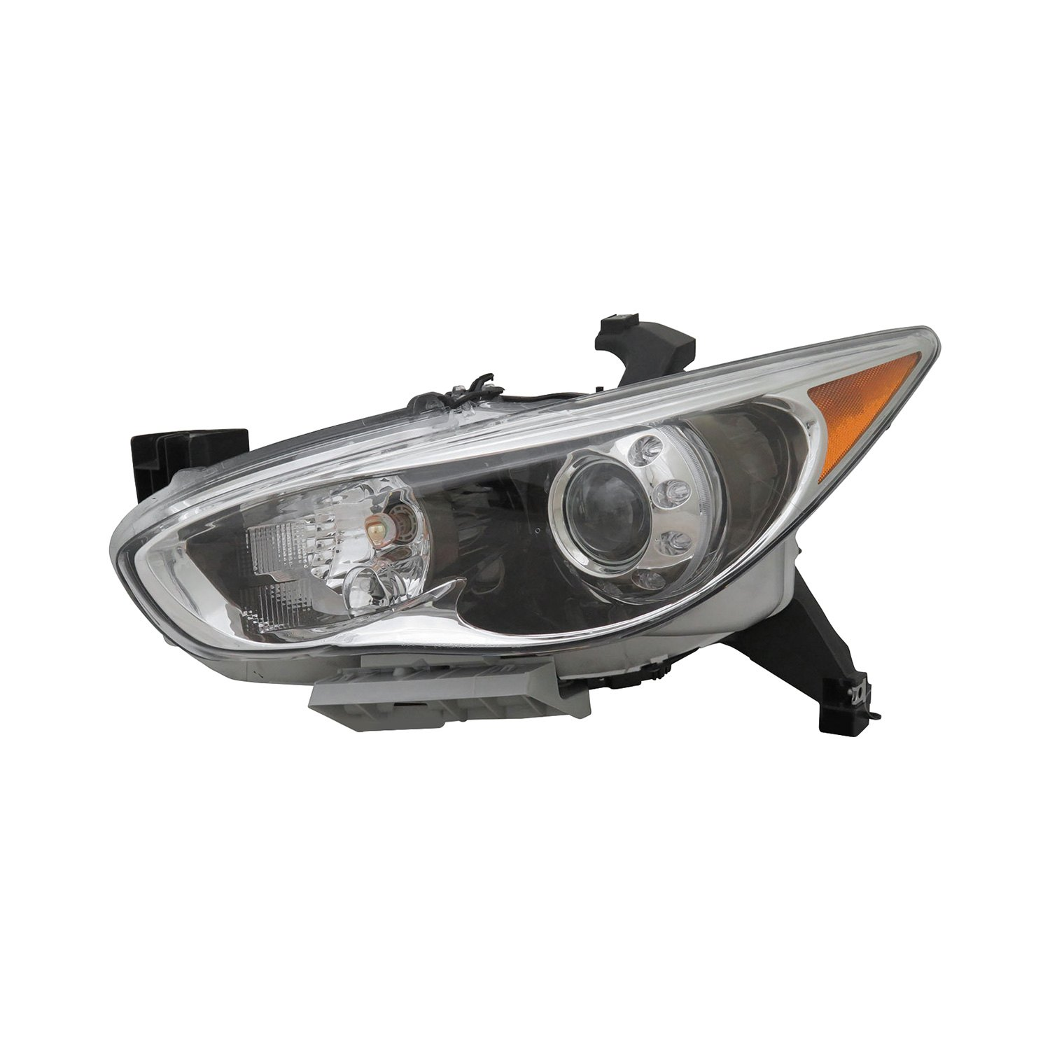 Qx60 Headlight And Fog Light Upgrade Wiring Diagrams Schematics Infiniti Fuse Box Tyc 2014 2015 Replacement Spoiler Lights Paintings Of Bars
