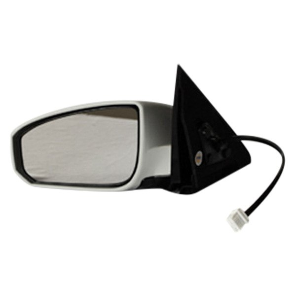 TYC 5710242 Nissan Maxima Driver Side Manual Folding Power Heated Replacement Mirror