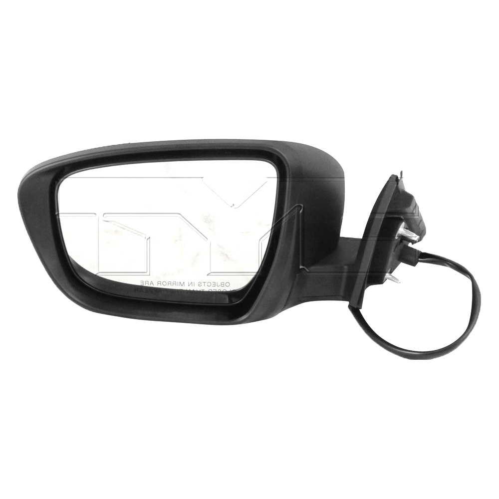 Tyc 174 Nissan Rogue 2014 Power Side View Mirror