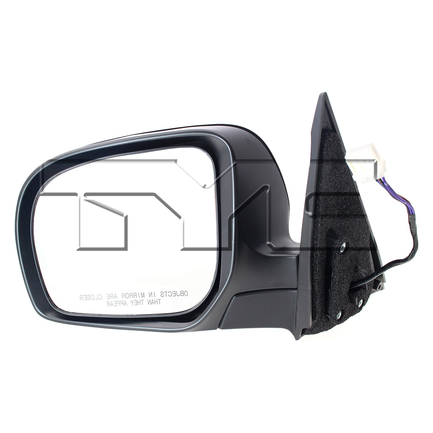 Tyc 174 Subaru Forester 2011 Power Side View Mirror