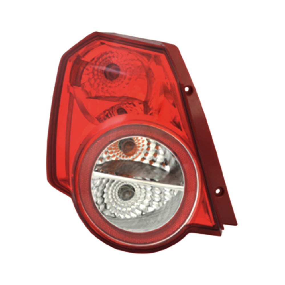 TYC 11 12248 00 1 Driver Side NSF Certified Replacement Tail Light