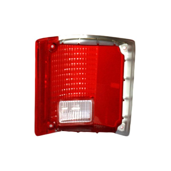 tyc gmc ck pickup 1988 1991 replacement tail light lens. Black Bedroom Furniture Sets. Home Design Ideas