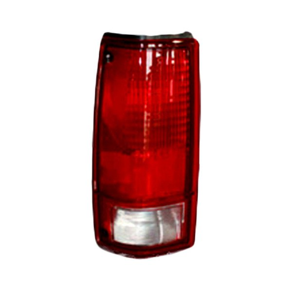 tyc chevy s 10 pickup 1982 1993 replacement tail light. Black Bedroom Furniture Sets. Home Design Ideas