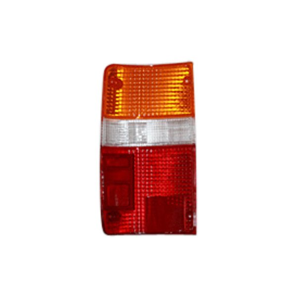Tyc toyota pick up 1989 1995 replacement tail light lens for Garage toyota lens