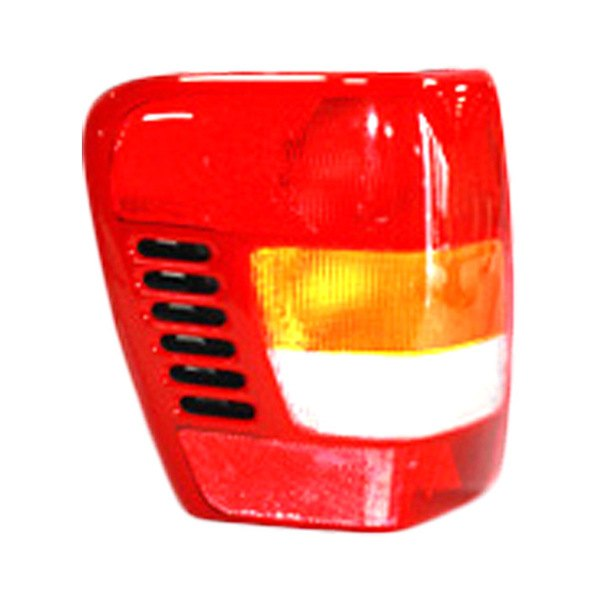 tyc jeep grand cherokee 1999 2000 replacement tail light. Black Bedroom Furniture Sets. Home Design Ideas