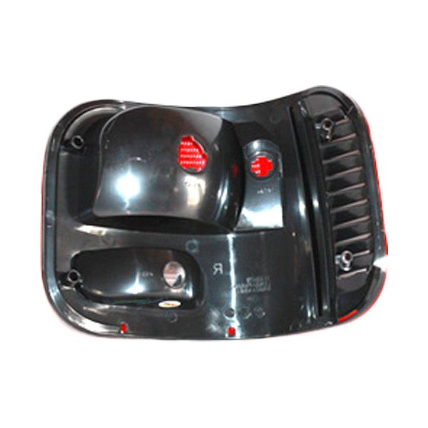 tyc dodge ram van 1999 2003 replacement tail light. Black Bedroom Furniture Sets. Home Design Ideas