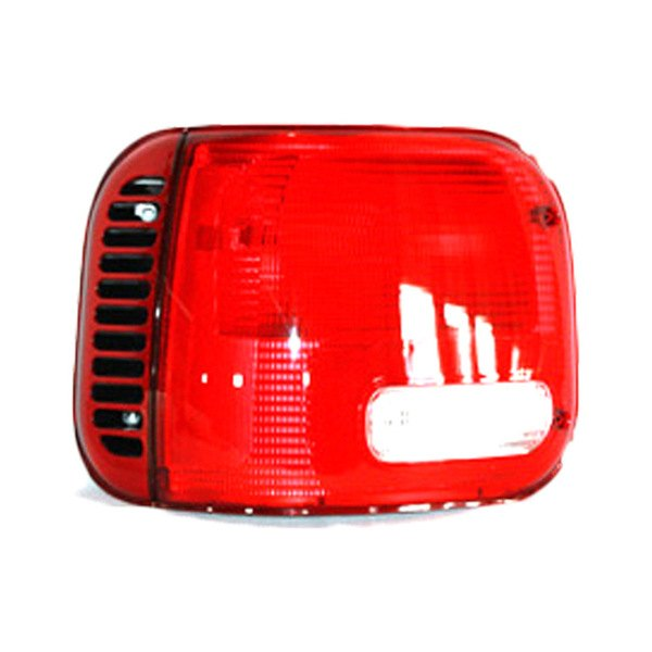 tyc dodge ram van 1999 2003 replacement tail light. Black Bedroom Furniture Sets. Home Design Ideas