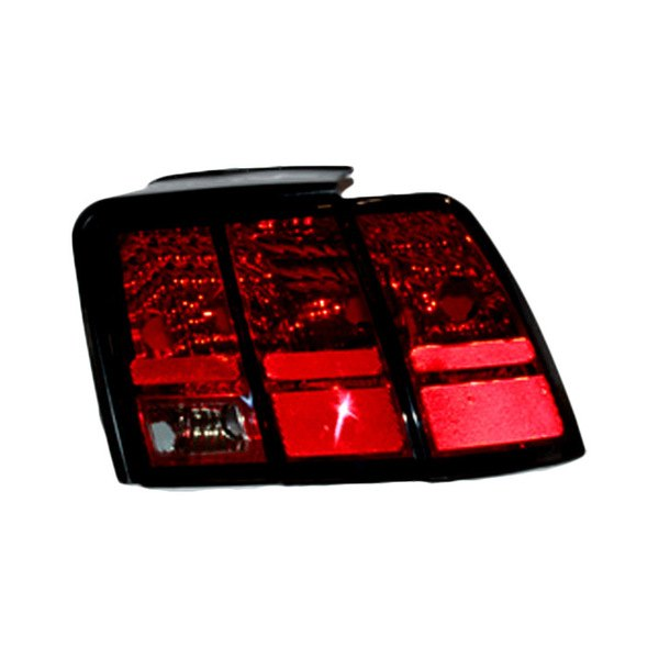 tyc ford mustang 1999 2002 replacement tail light. Black Bedroom Furniture Sets. Home Design Ideas