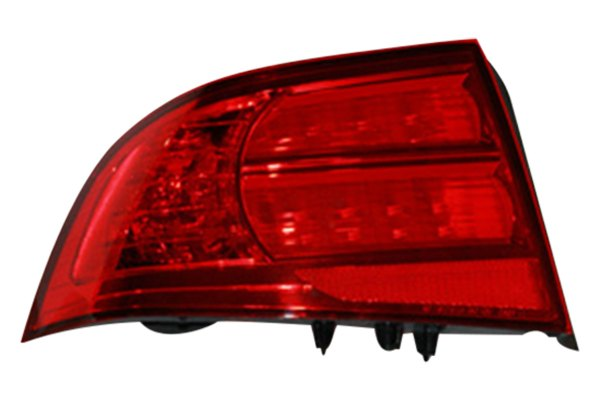 Tyc acura tl 2004 2006 replacement tail light - 2004 acura tl led interior lights ...