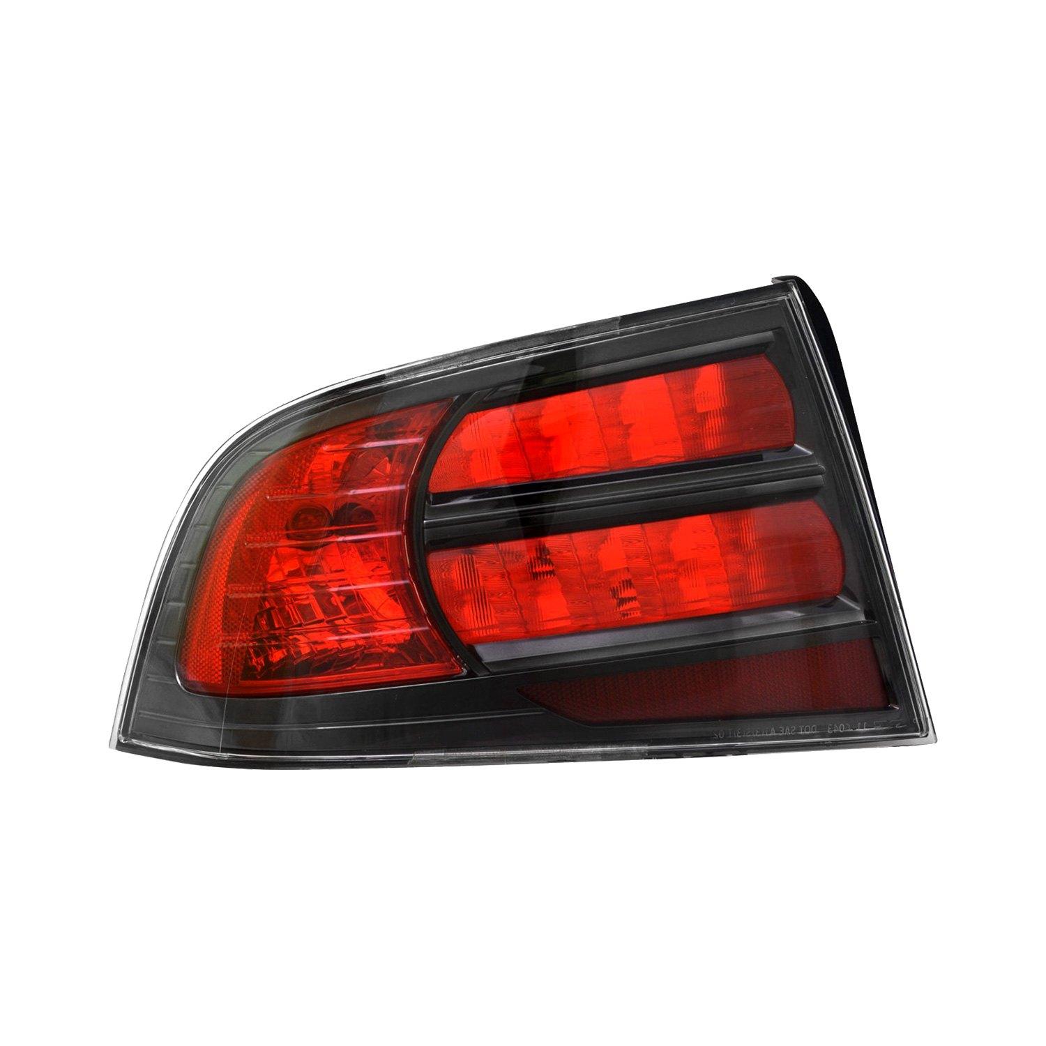 2007 Acura Tl Type S Price: Acura TL 2007-2008 Replacement Tail Light