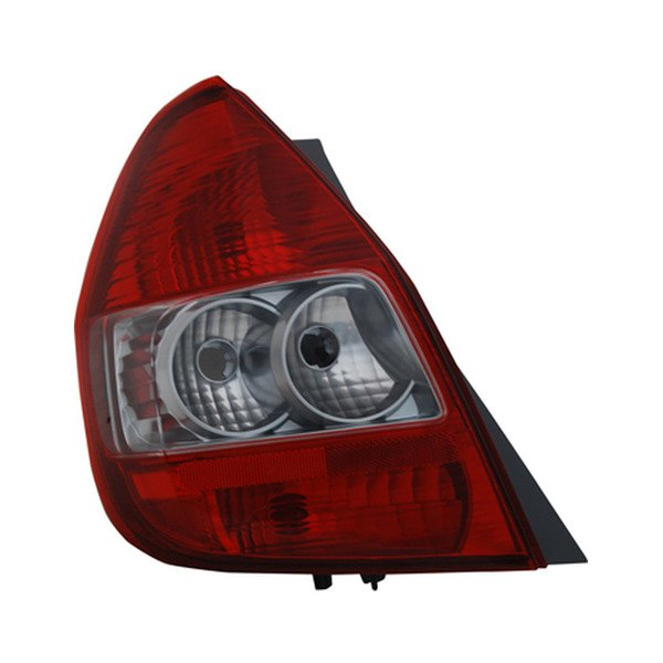 Tyc 174 Honda Fit 2007 Replacement Tail Light