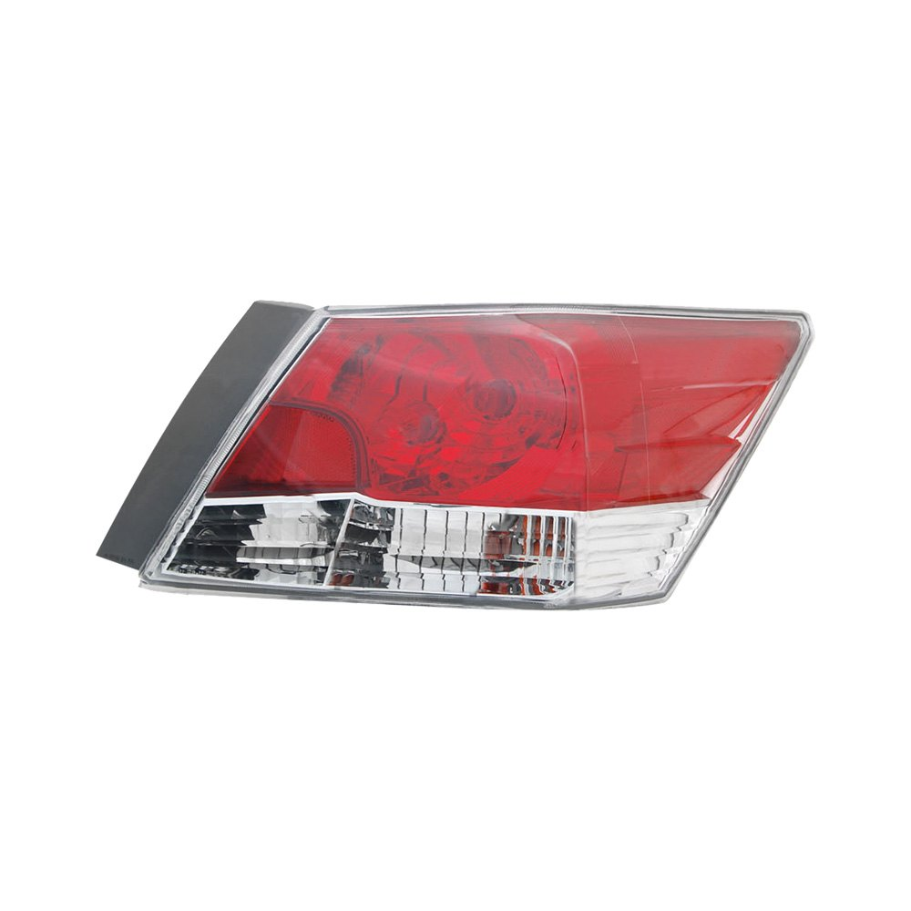 tyc honda accord 2008 replacement tail light. Black Bedroom Furniture Sets. Home Design Ideas