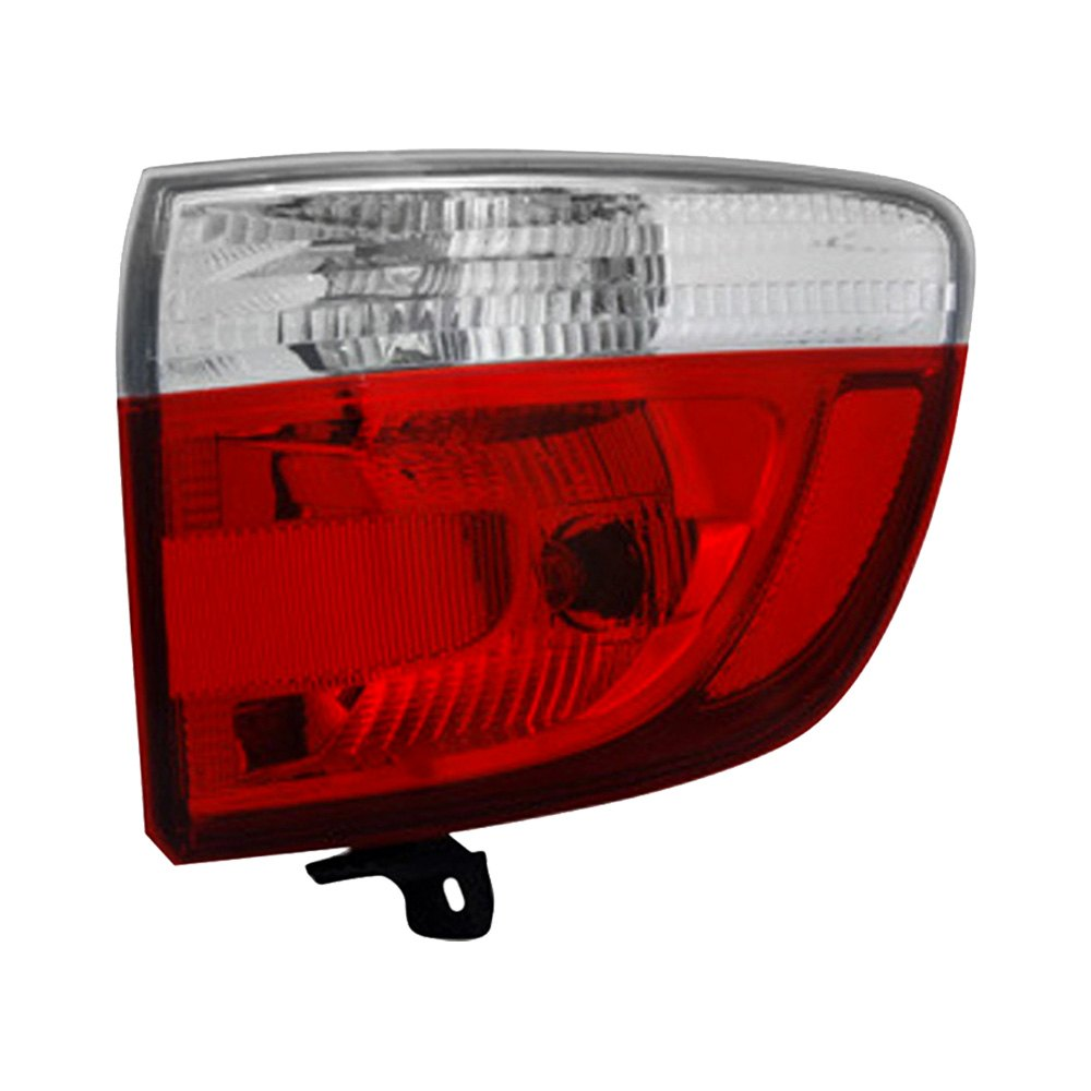 tyc dodge durango 2011 2013 replacement tail light. Black Bedroom Furniture Sets. Home Design Ideas