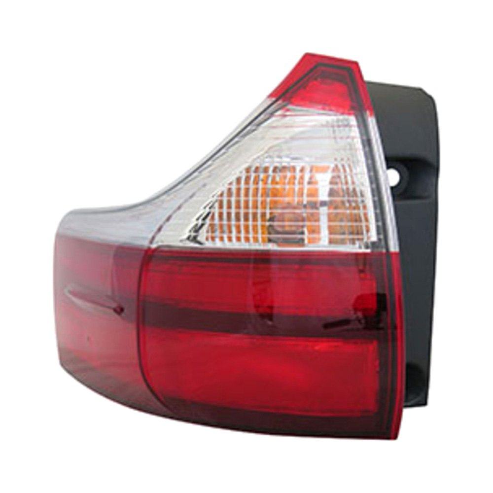 TYC 11 6754 00 1 Driver Side Outer NSF Certified Replacement Tail Light