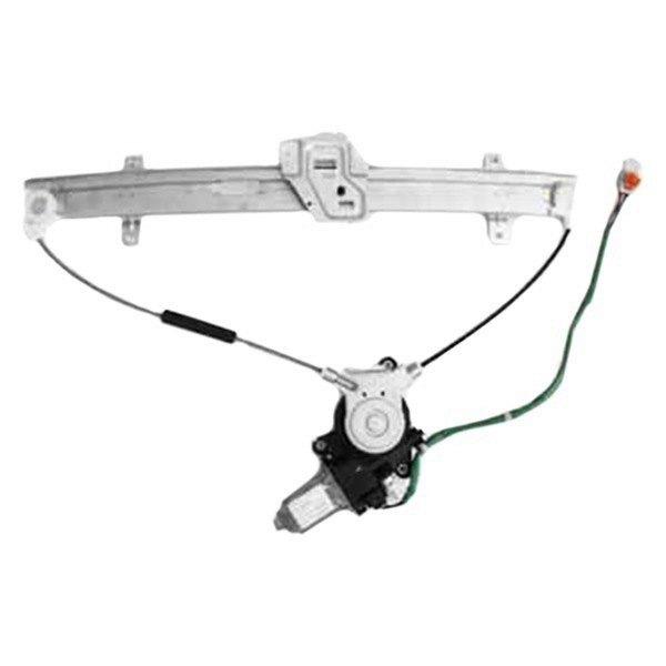 Tyc honda civic 2005 power window motor and regulator for 2000 honda civic driver side window