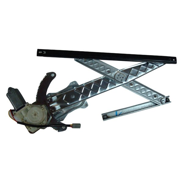 Tyc ford expedition 1999 front power window motor and for 2002 ford explorer window regulator replacement
