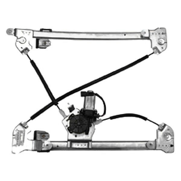Tyc ford f 150 2005 2008 power window motor and for 2002 ford explorer front passenger window regulator