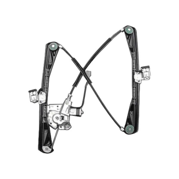 Tyc 660314 front driver side power window regulator and for 2000 lincoln ls window regulator replacement