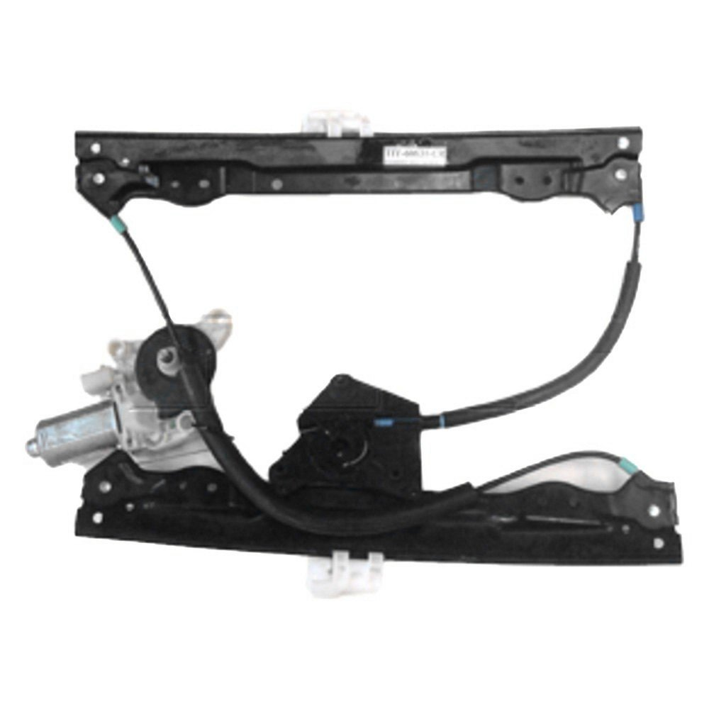 Tyc 660479 front passenger side power window motor and for Window regulator and motor assembly